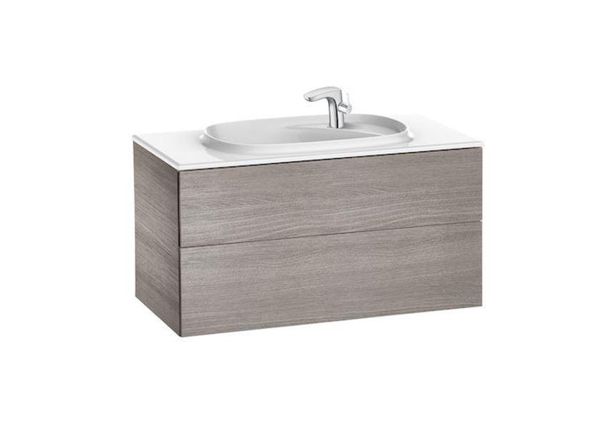 Zestaw łazienkowy 100x50,5x52,5 cm Roca Beyond