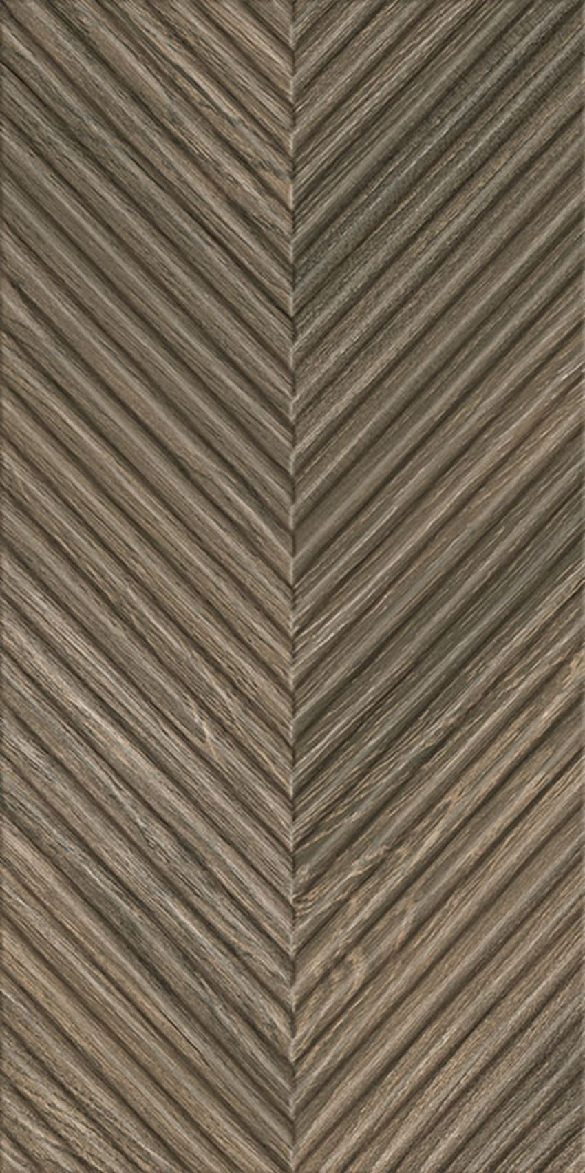 Płytka ścienna 29,8x59,8 cm Paradyż Afternoon Brown Ściana B
