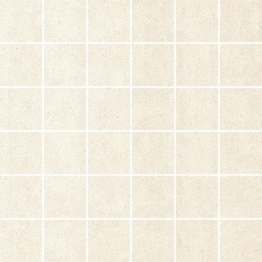 Mozaika Paradyż Doblo Bianco Mozaika Cięta Mat.