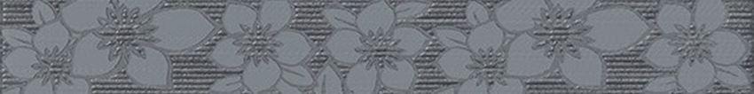 Listwa ścienna 5x40 cm Cersanit Calvano grey border