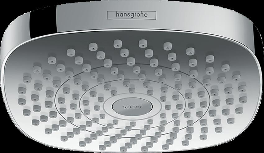Głowica prysznicowa EcoSmart Hansgrohe Croma Select E