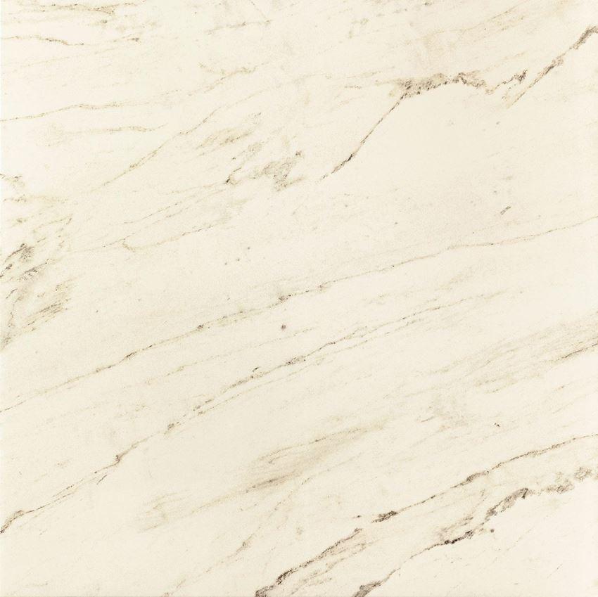 Płytka podłogowa Tubądzin Larda white POL