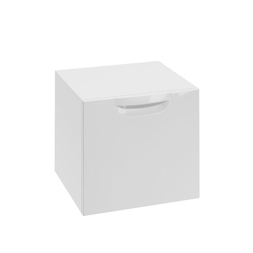 Szafka wisząca biała 45,1x39x42,8 cm Defra Flou B45