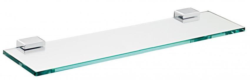 Półka szklana 60x11,2x2,5 cm Emco Loft