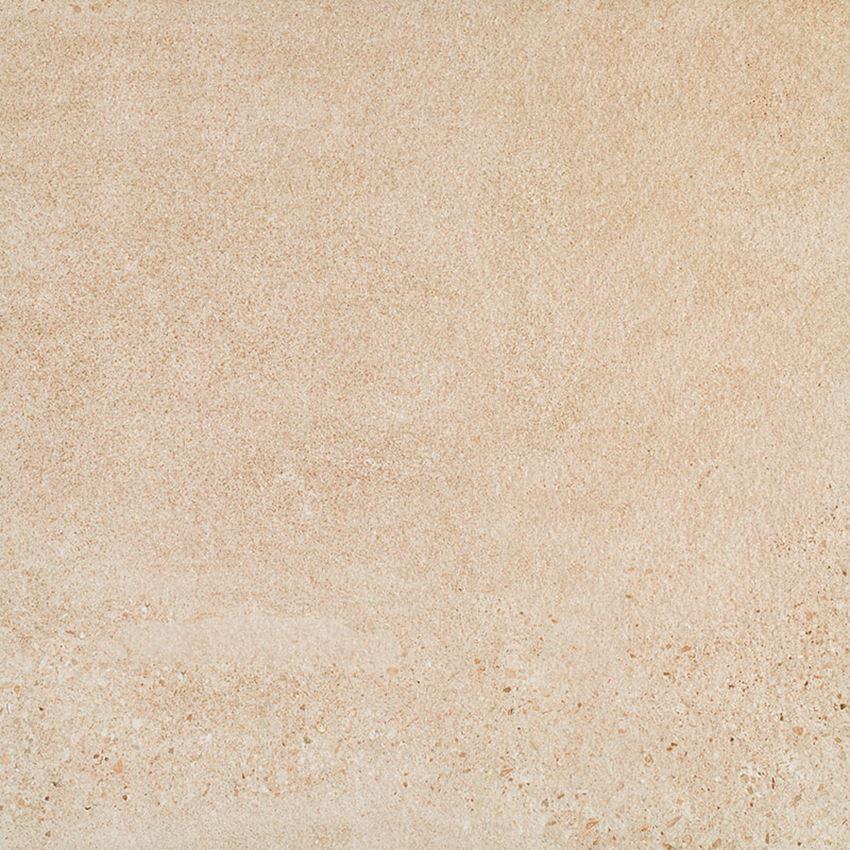 Płytka ścienno-podłogowa 59,5x59,5 cm Paradyż Optimal Beige Płyta Tarasowa 2.0