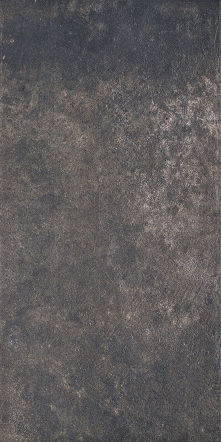 Płytka podłogowa 30x60 cm Paradyż Viano Antracite Klinkier