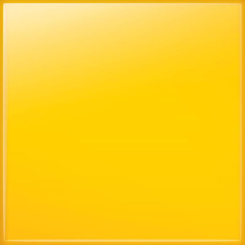 Płytka ścienna Tubądzin Pastel żółty (RAL D2/085 80 60)