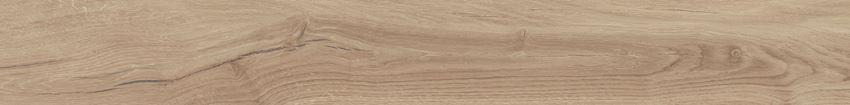 Płytka ścienno-podłogowa 14,8x119,8 cm Paradyż Craftland Brown