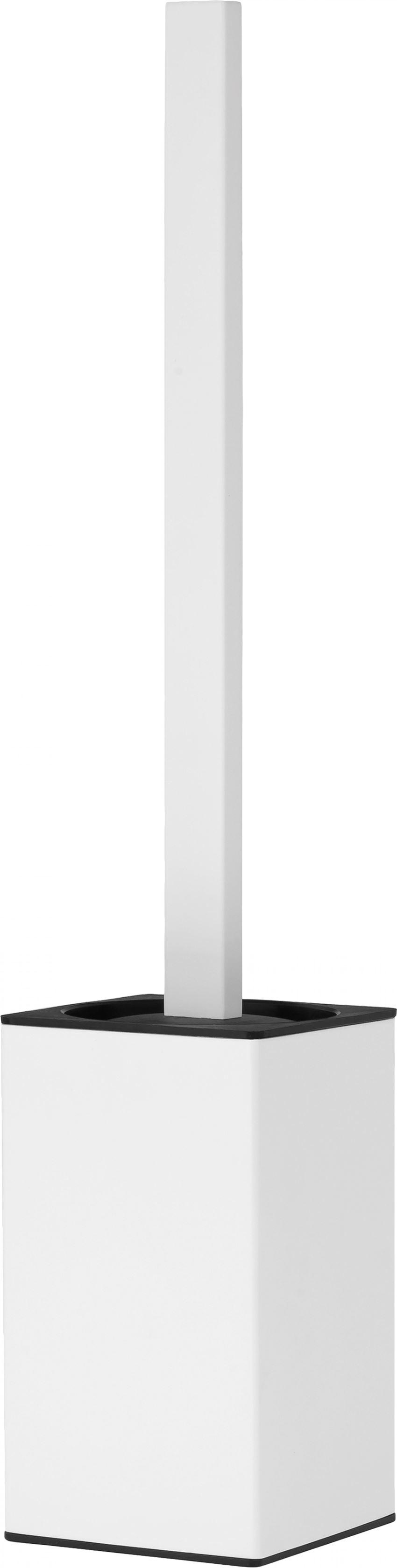 Szczotka WC z pojemnikiem wolnostojąca Bianco Deante Mokko