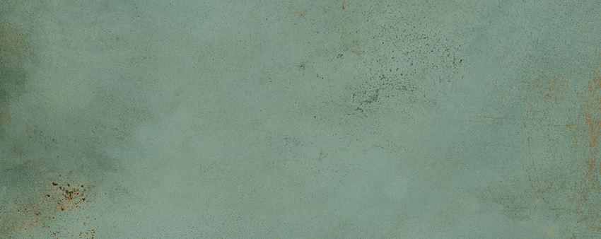 Płytka ścienna 29,8x74,8 cm Tubądzin Goldgreen green
