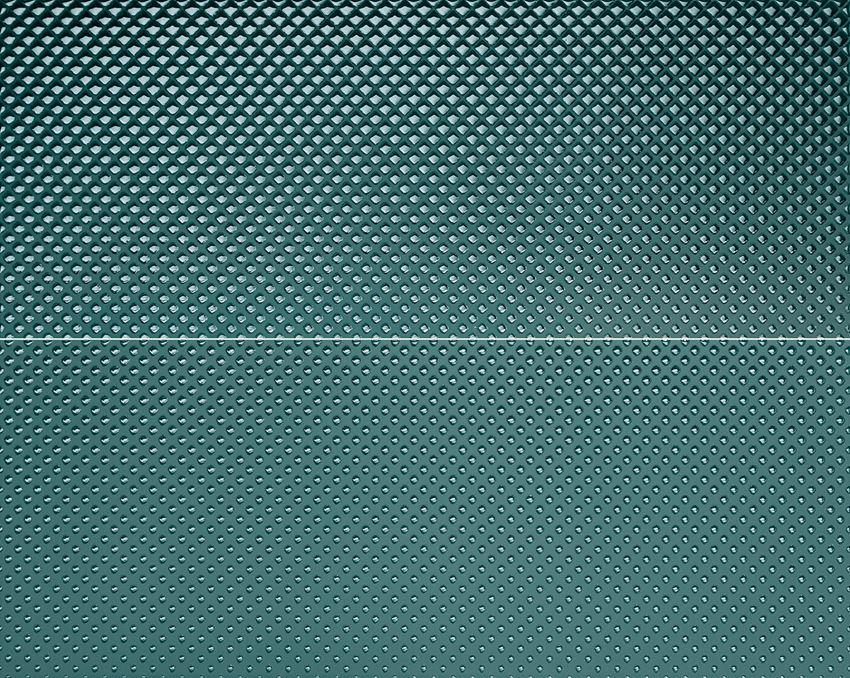Dekor ścienny 59,8x74,8 cm Tubądzin My Tones green A