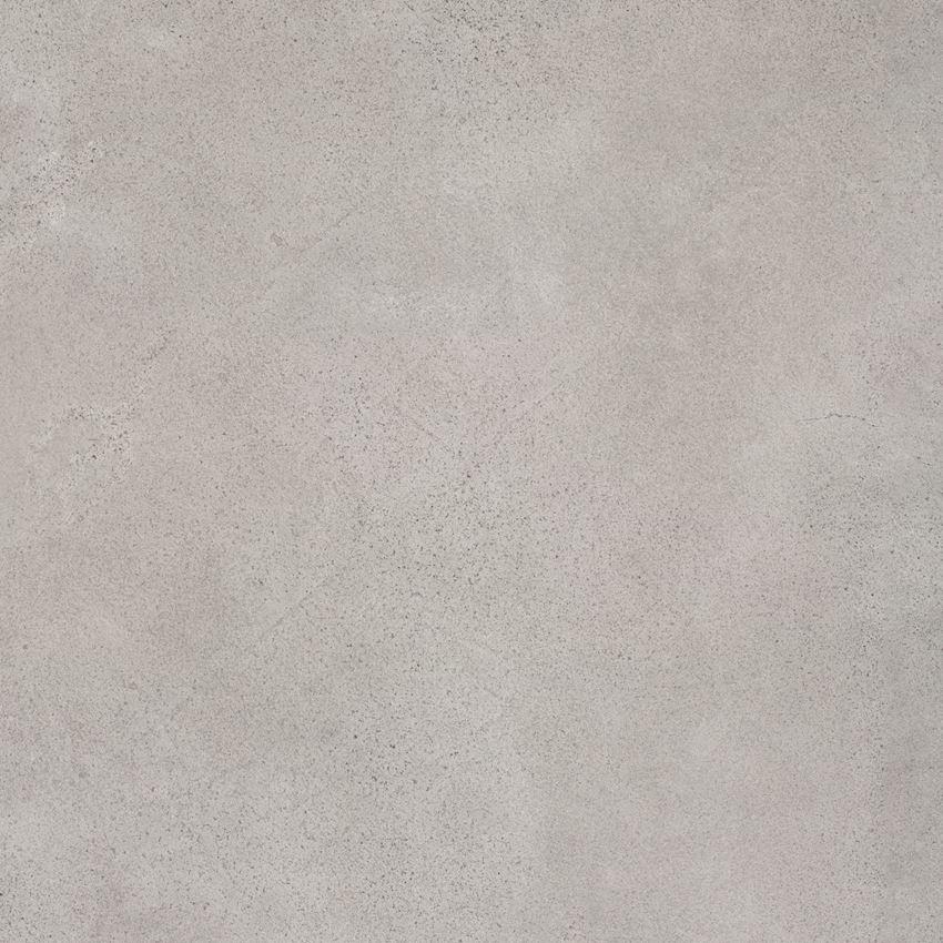Płytka ścienno-podłogowa 59,8x59,8 cm Paradyż Silkdust Light Grys Półpoler