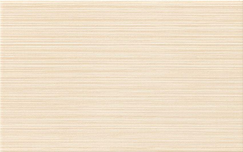 Płytka ścienna 25x40 cm Cersanit Tanaka cream