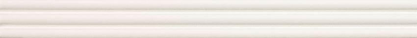 Listwa ścienna 36x3,7 cm Domino Puntini white