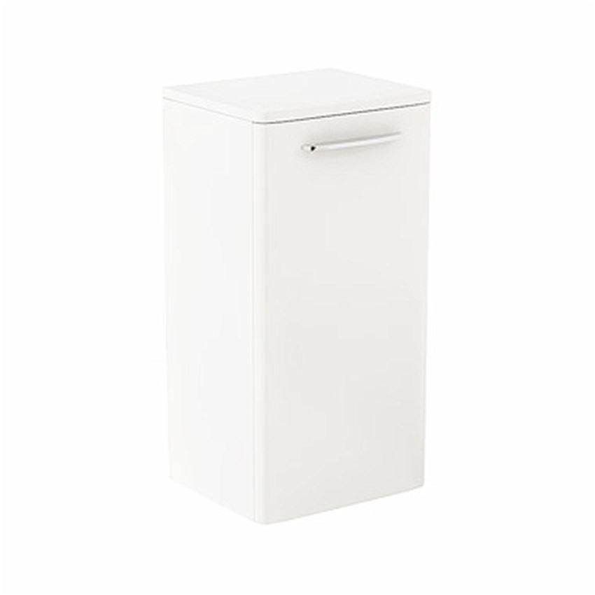 Szafka wisząca 33x65,3x28 cm biały połysk Koło Nova Pro