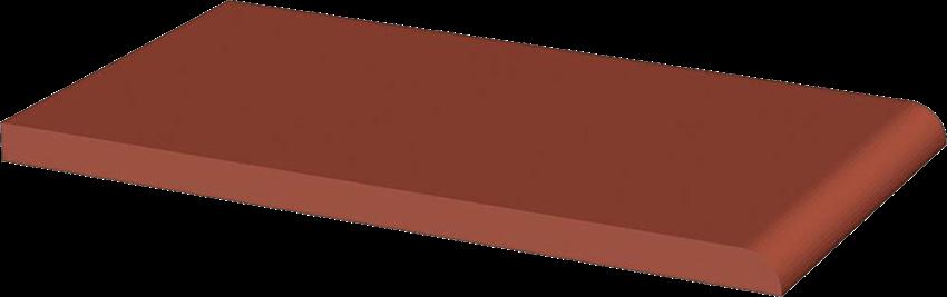 Płytka elewacyjna 13,5x24,5 cm Paradyż Natural Rosa Parapet