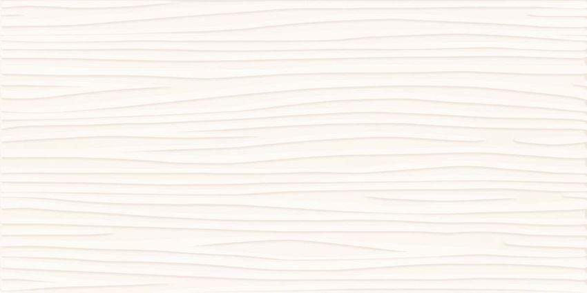 Płytka ścienna 30x60 cm Paradyż Vivida Bianco struktura