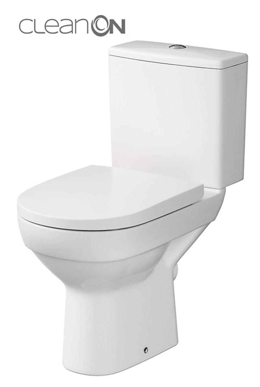 kompakt wc Cersanit Kompakt 601 City New CleanOn 010 K35-035