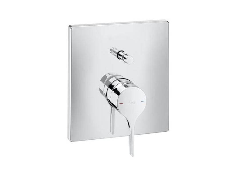 Element zewnętrzny baterii wannowo-prysznicowej do łączenia z ROCABOX Roca Insignia