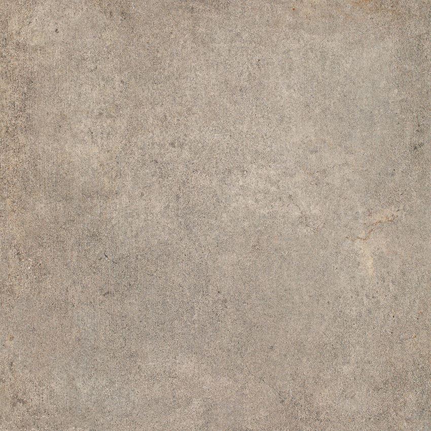 Płytka ścienno-podłogowa, 59,8x59,8 cm Paradyż Riversand Umbra Gres Szkl. Rekt. Półpo