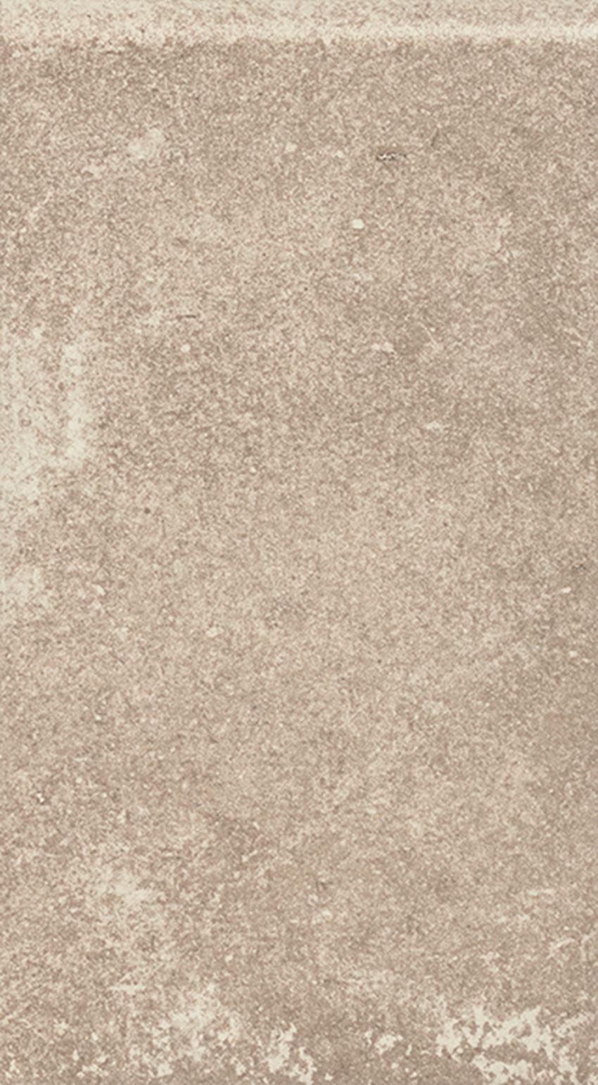 Płytka elewacyjna 13,5x24,5 cm Paradyż Scandiano Ochra Parapet