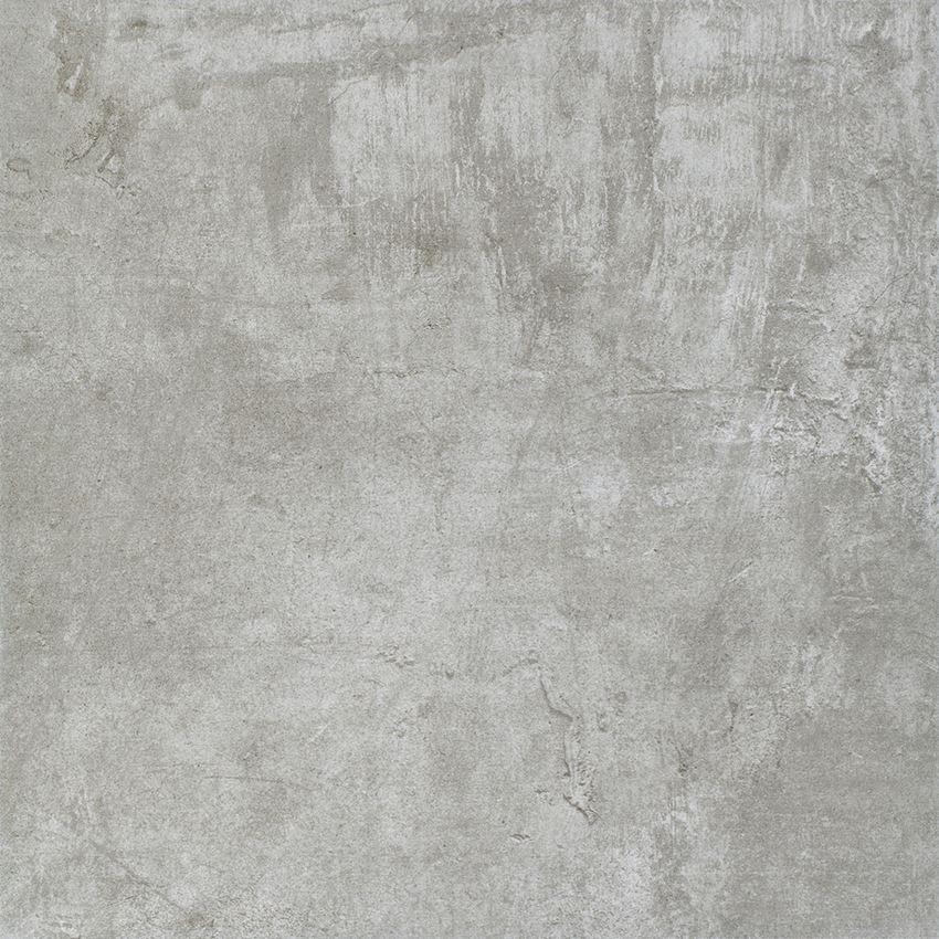 Płytka ścienno-podłogowa 40x40 cm Paradyż Proteo Grys Gres Szkl. Mat.