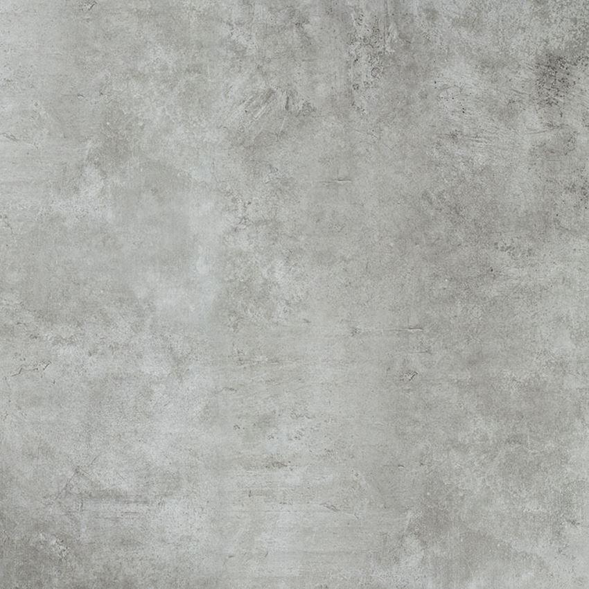 Płytka ścienno-podłogowa 89,8x89,8 cm Paradyż Scratch Grys Gres Szkl. Rekt. Mat.
