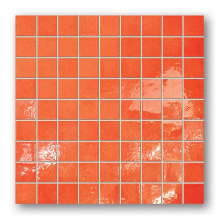 Mozaika ścienna 30x30 Tubądzin Majolika