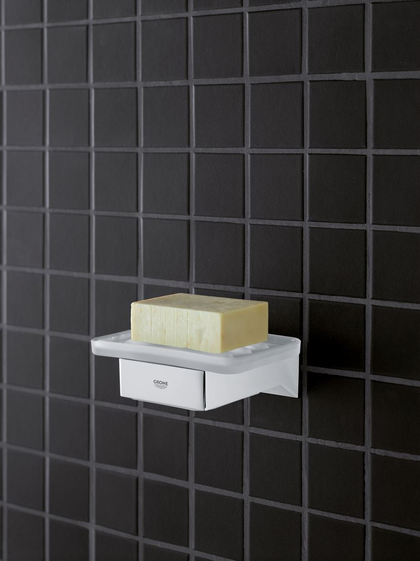 Mydelniczka Grohe Selection Cube