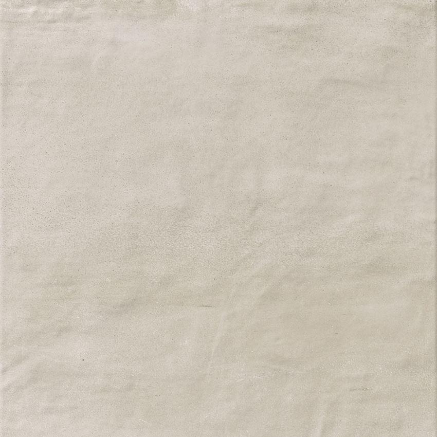 Płytka ścienno-podłogowa 59,8x59,8 cm Paradyż Hybrid Stone Bianco Gres Szkl. Rekt. Struktura