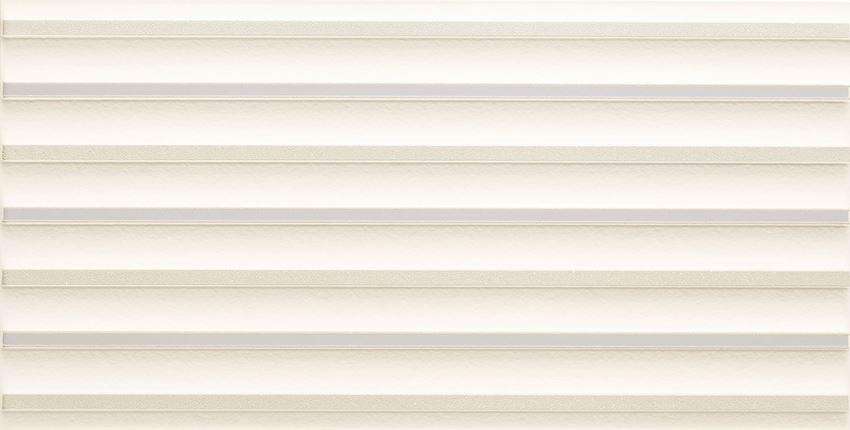 Dekor ścienny 60,8x30,8 cm Domino Burano lines