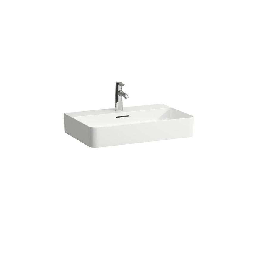 Umywalka ścienna/blatowa, 65x42x11,5 cm Laufen Val
