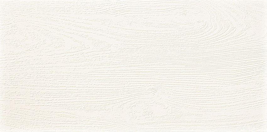 Płytka ścienna 59,8x29,8 cm Tubądzin Timbre white