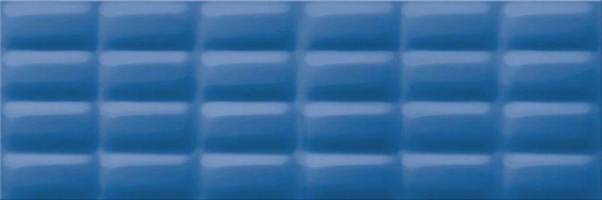Płytka ścienna Opoczno blue glossy pillow OP685-002-1