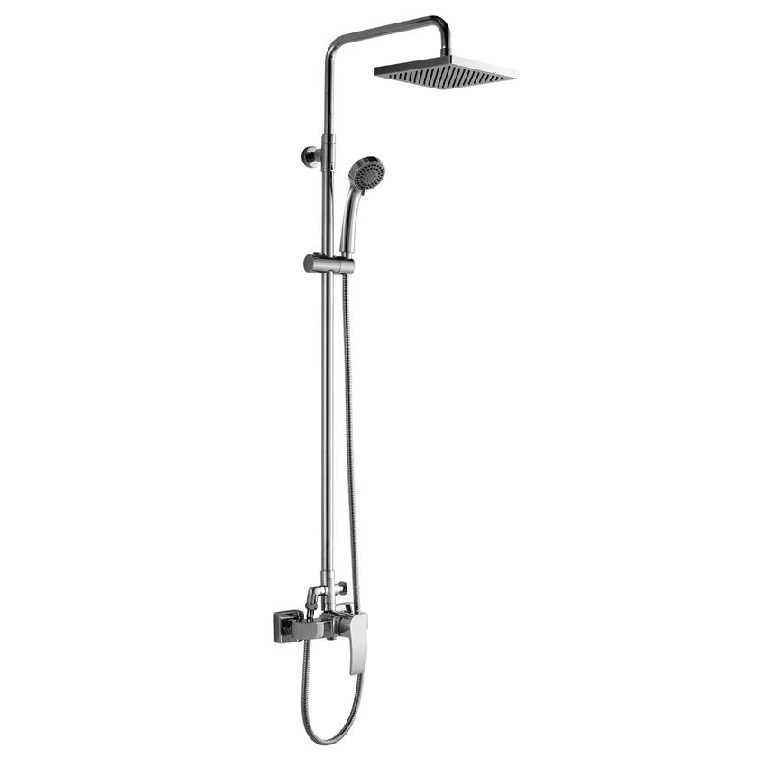 System prysznicowy natynkowy Omnires Murray