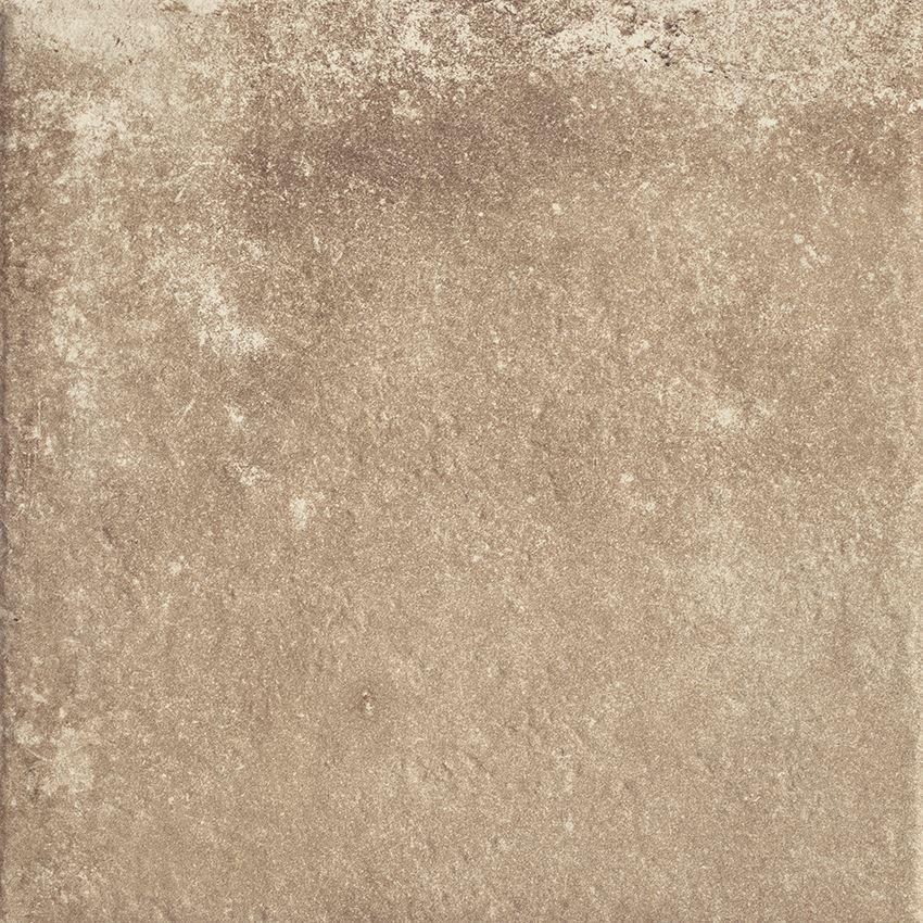 Płytka podłogowa 30x30 cm Paradyż Scandiano Ochra Klinkier