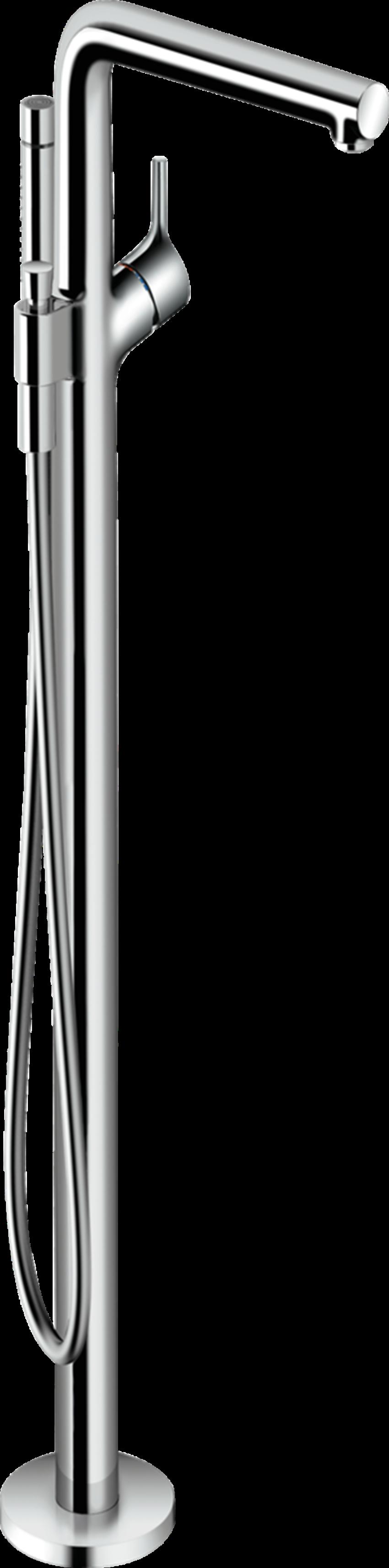 Jednouchwytowa bateria wannowa wolnostojąca Hansgrohe Talis S