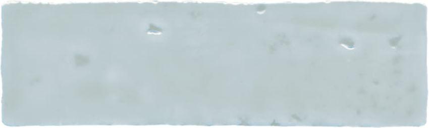 Płytka ścienna 6x20 cm Azario Laurel Clay Marley Blue