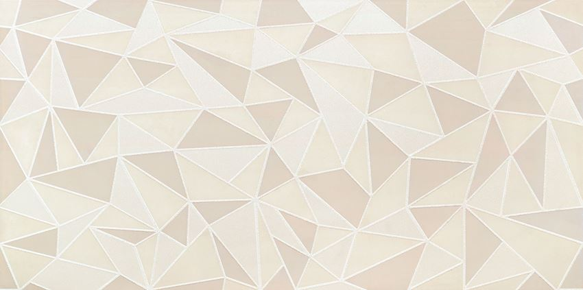 Dekor ścienny 59,8x29,8 cm Tubądzin Modern Pearl
