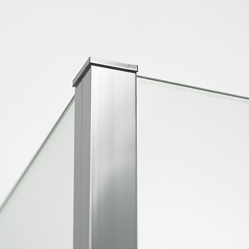 Detale ścianki prysznicowej New Modus