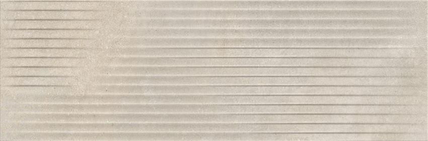Płytka ścienna 39,8x119,8 cm Paradyż Mystic Shadows Beige Ściana Struktura Rekt.