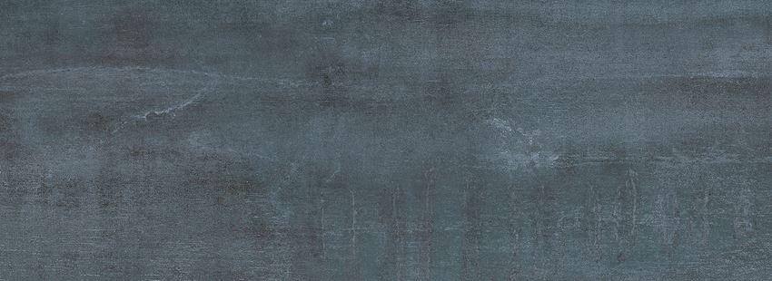 Płytka ścienna 32,8x89,8 cm Tubądzin Grunge blue