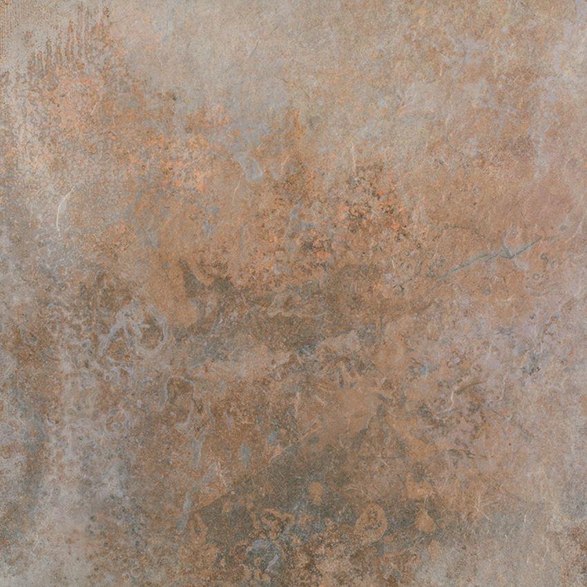 Płytka ścienno-podłogowa 59,5x59,5 cm Paradyż Burlington Rust Płyta Tarasowa 2.0