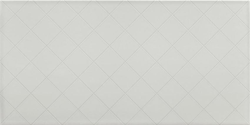 Płytki ścienne 30x60 cm Paradyż Tonnes Grys Kratka