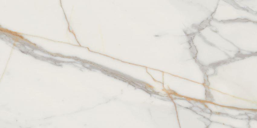 Płytka ścienno-podłogowa 119,8x59,8 cm Tubądzin Marmo D'oro MAT