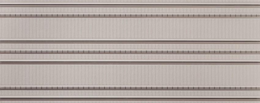 Dekor ścienny 74,8x29,8 cm Tubądzin Abisso grey 1