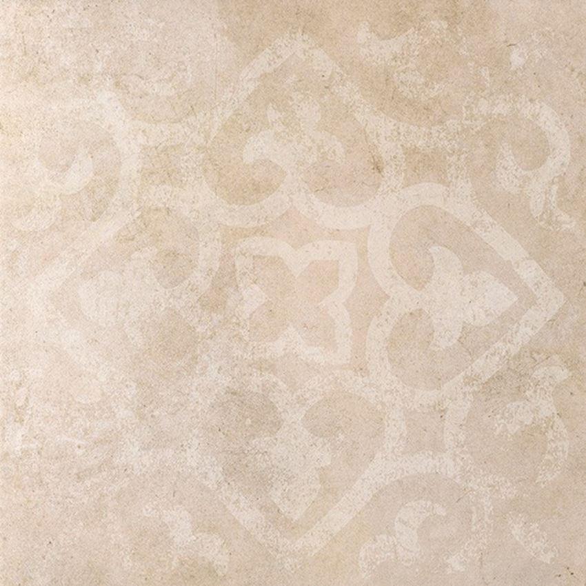 Płytka dekoracyjna 59,7x59,7 cm Ceramika Gres Croft 03 Listwa