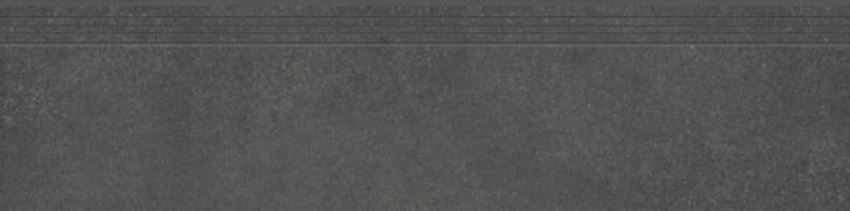 Płytka stopnicowa 29,7x119,7 cm Cerrad Concrete anthracite