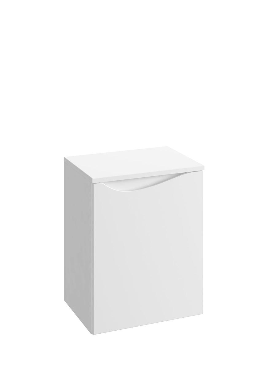 Szafka wisząca z blatem prawa 41,2x51,6x30 cm Defra Murcia