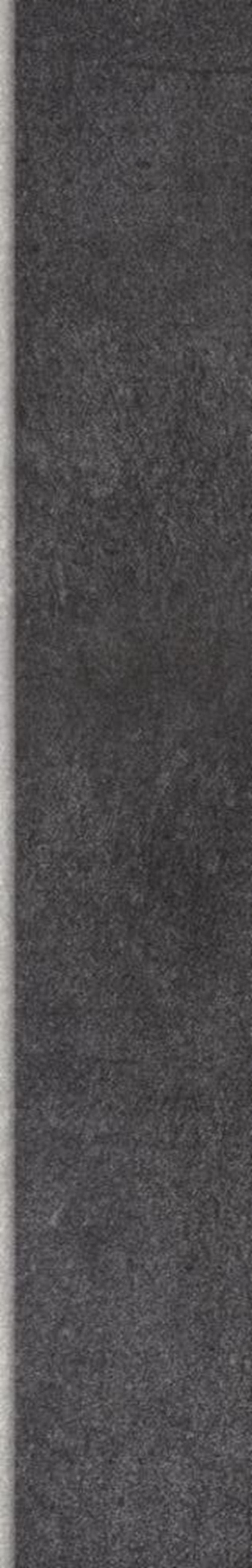 Płytka cokołowa 7,2x44,8 cm  Paradyż Taranto Grafit Cokół Mat